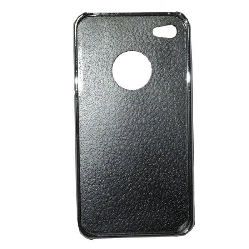 iPhone 4 / Cas 4S: Simplicité Hard Case Cover protecteur de la peau pour Apple iPhone 4 / 4S - lumière bleu