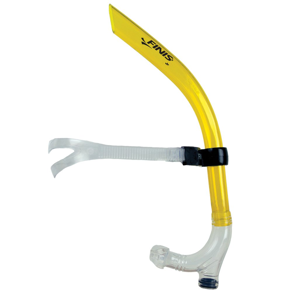 FINIS Swimmer's Snorkel, Yellow by FINIS