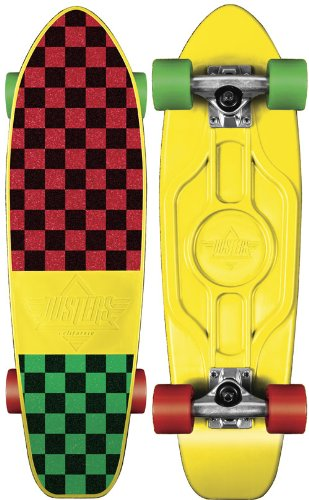 Dusters Mighty Cruiser Complete Skateboard - 25