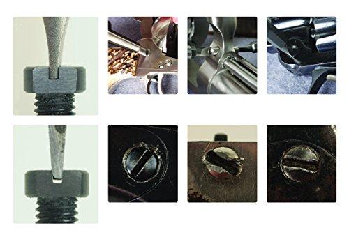 wheeler professional gunsmithing screwdriver set 43 piece adparitio. Black Bedroom Furniture Sets. Home Design Ideas