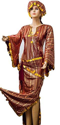 Buy belly dance saidi dress - 4