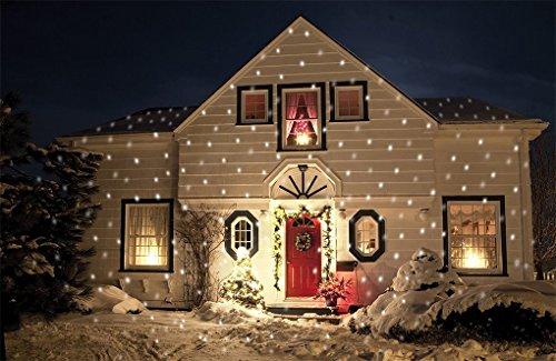 light flurries snowflake machine