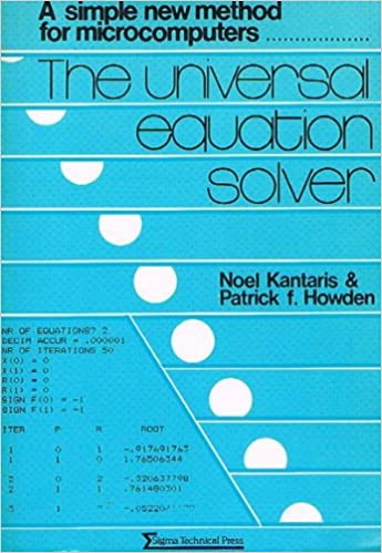 The universal equation solver: A simple, new method for ...