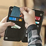iPhone-7-Plus-Folio-Case-Gear-Beast-iPhone-7-Plus-Top-View-Wallet-Case-Slim-PU-Leather-Flip-Case-4-Card-Slots-ID-Window-Secure-Snaps-and-Shock-Absorbing-Protective-TPU-Bumper-Case