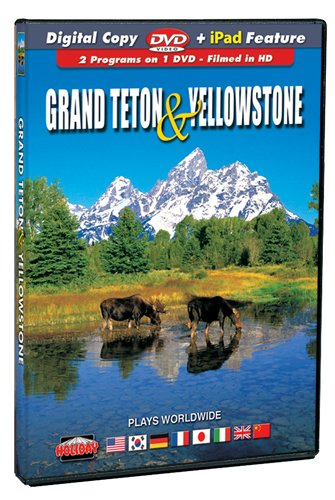 Grand Teton & Yellowstone National Parks