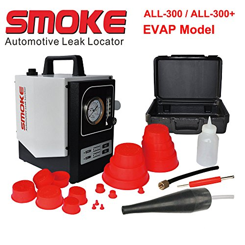 YAKO-Store SMOKEMAN ALL-300 EVAP (Evaporative Emission System) Smoke Automotive Diagnostic Leak Detector