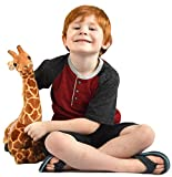 VIAHART Jehlani The Giraffe | 18 Inch Stuffed Animal Plush | by Tiger Tale Toys
