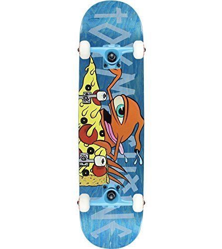 Toy Machine Skateboard Complete Pizza Shredder Sect 7.75