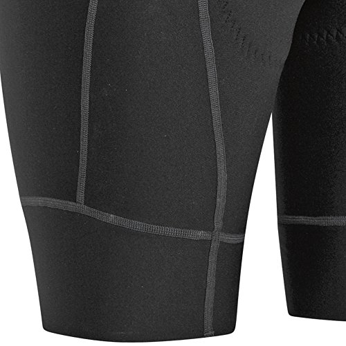 Louis Garneau Men's Fit Sensor 2 Padded, Breathable, Compression Bike Shorts, Black, Small by Louis Garneau (Image #4)