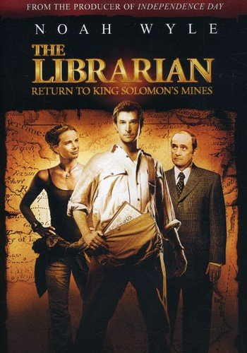 Librarians Rock - The Librarian  - Return to King Solomon's Mines