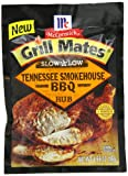 Grill Mates Tennessee Smokehouse BBQ Rub, Slow and Low, 1.65 Ounce