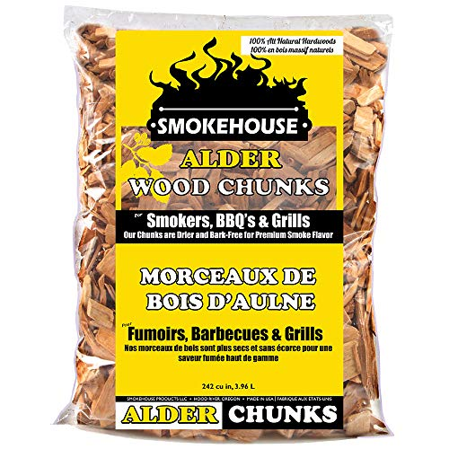 Smokehouse Products Alder Flavored Chunks