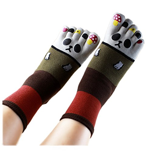 Awayyang 2 Pairs Of Comfort Cotton Socks For Girls Cute Ankel Thumb - Pair Free Glasses Canada First