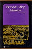 Paris in the Age of Absolutism, Ranum, 0471708186