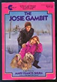 The Josie Gambit, Mary Francis Shura, 0380704978