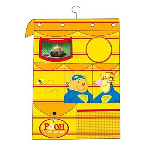 Winnie the Pooh Wall Storage