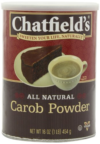 - Chatfields Carob Powder, 16-Ounce (Pack of 3)