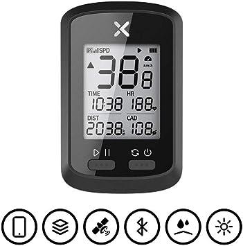 XOSS Bike Computer G+ Wireless GPS Speedometer Waterproof Road ...