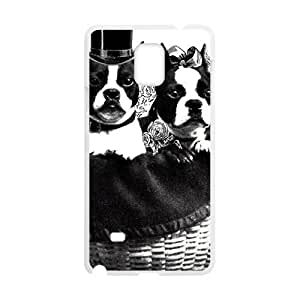 Cute gentle dog Cell Phone Case for Samsung Galaxy Note4