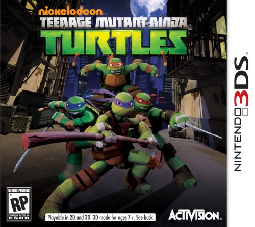 ninja turtle console - 5