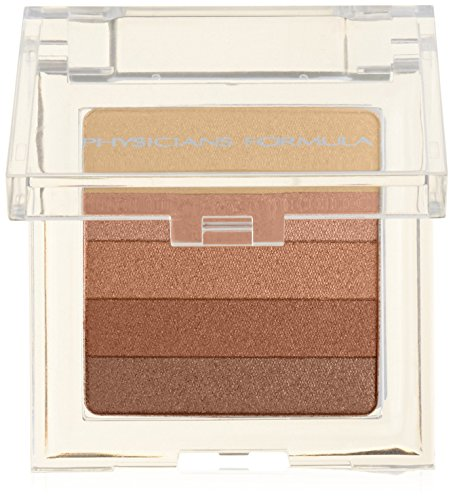 Physicians Formula Shimmer Strips, Sunset Strip/Bronzer, 0.3 Ounce by Physicians Formula