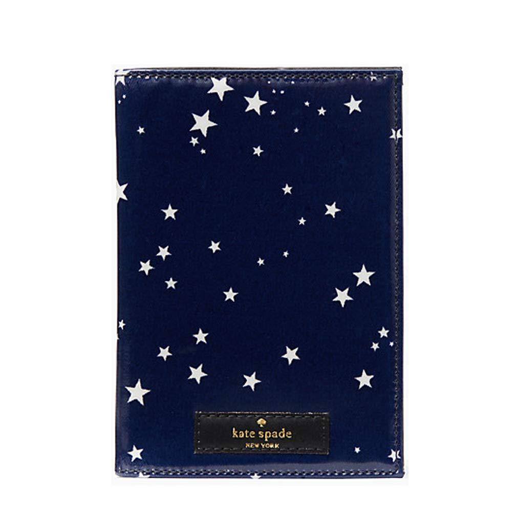 Kate Spade New York daycation night sky passport holder - rich navy