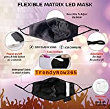 TrendyNow365 LED Mask, Customizable and