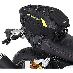 Tail Bag Yamaha FZS 600 Fazer Bagster Spider 4899J 15-23 liters yellow