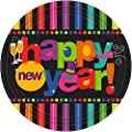 Bright New Year - Dessert Plates Party Accessory