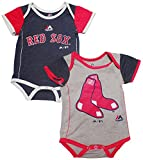 Boston Red Sox Baby / Infant 2 Piece Creeper Set