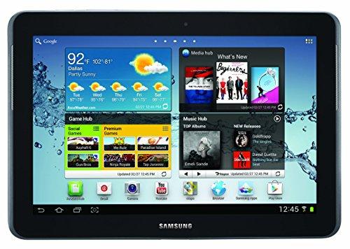 Samsung Galaxy Tab 2 (10.1-Inch, Wi-Fi)