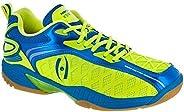 Harrow Vortex Indoor Court Shoe Green/Blue