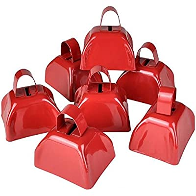 3-metal-cowbell-1-dozen-red