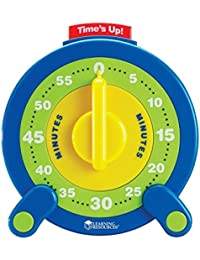 Investment 6 Pack LEARNING RESOURCES 60 MINUTE JUMBO TIMER discount