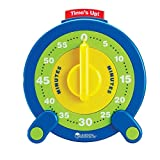 jumbo timer - Learning Resources 60 Minute Jumbo Timer/No Battery Needed