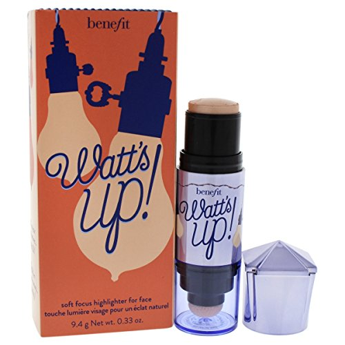 Benefit Cosmetics Watts Up  Soft Focus Cream Highlighter