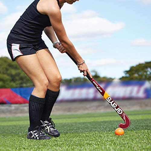 Amazon.com: GRAYS GX7000 Composite Campo – Palo de hockey ...