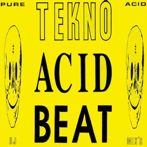 Psychic TV - Tekno Acid Beat /Rare Limited Edition Audio CD