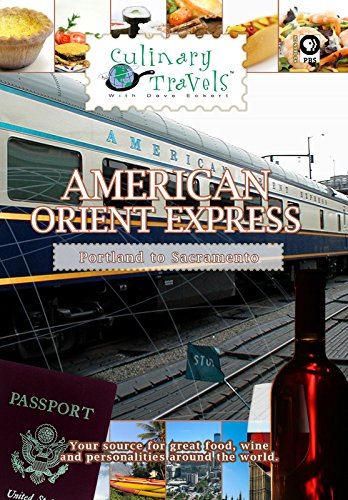 Canada Cup (Culinary Travels - American Orient Express - Portland to Sacramento)