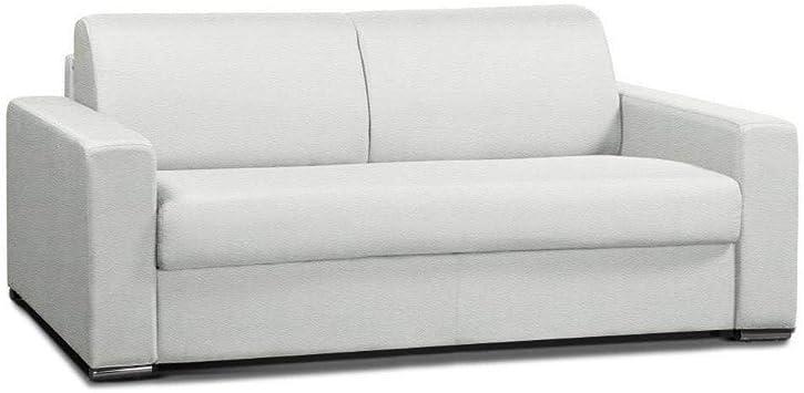 Sofá Convertible 2 – 3 plazas Allure colchón 20 cm somier ...