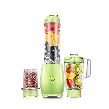 LIZHIQIANG Blender - Exprimidor y triturador, Exprimidor de frutas y verduras, Exprimidor, Licuadora