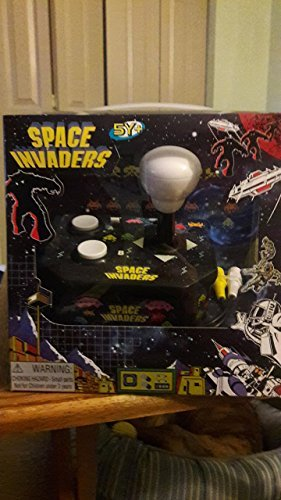 Classic Space Invaders Game (Space Invaders Plug n Play TV Mini Arcade VideoGame -- Retro Classic (Rare, Handheld) )