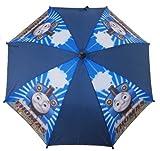 Thomas & Friends Boy's Blue Umbrella with 3d Handle
