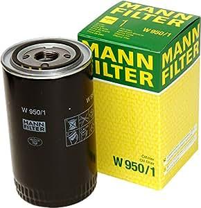 Mann-Filter W 950/1 Filtro de Aceite