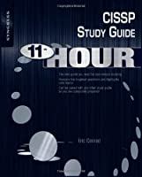 Eleventh Hour CISSP: Study Guide Front Cover