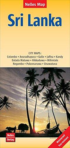 (Sri Lanka Nelles Map 1:500K)
