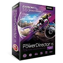 CyberLink PowerDirector 15 Ultimate Suite