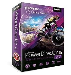 PowerDirector 15