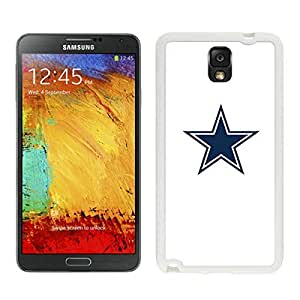 Dallas Cowboys 9 White Cool Photo Custom Samsung Galaxy Note 3 Phone Case