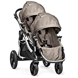 Baby Jogger 2015 City Select Stroller with 2nd Seat, Quartz